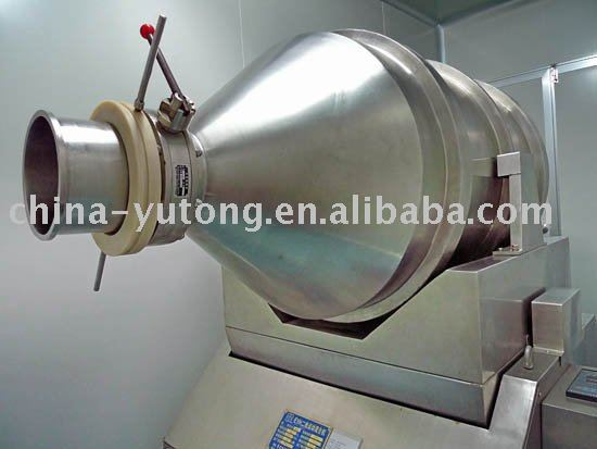 EYH two dimensional mixer -mixer machinery m.p