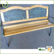 2015 Outdoor all weather use cast iron garden bench