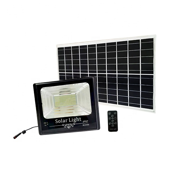 World best selling <strong>products</strong> outdoor 100w solar led flood light for decoration