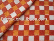 High Quality 150D/144F Printed Coral Fleece