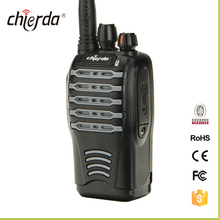 Chierda waterproof dustproof walkie talkie specifications with IP-66 waterproof walkie talkie 50Km CD-528