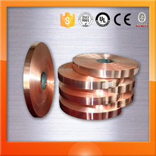 High Purity Earthing Copper Tape Price