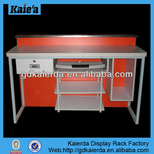 Good quality used computer desk display furniture