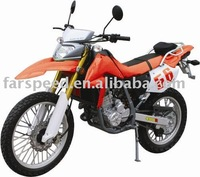 EEC 125 dirt bike