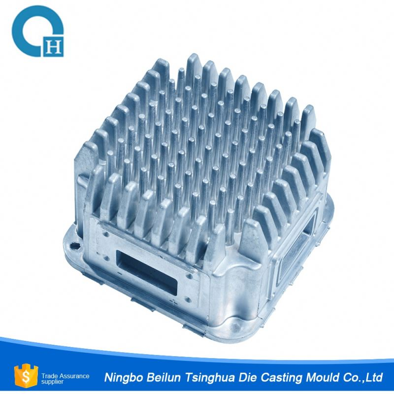 China Cast Aluminum Mailbox Parts Aluminum Die Cast Mould Manufacturer