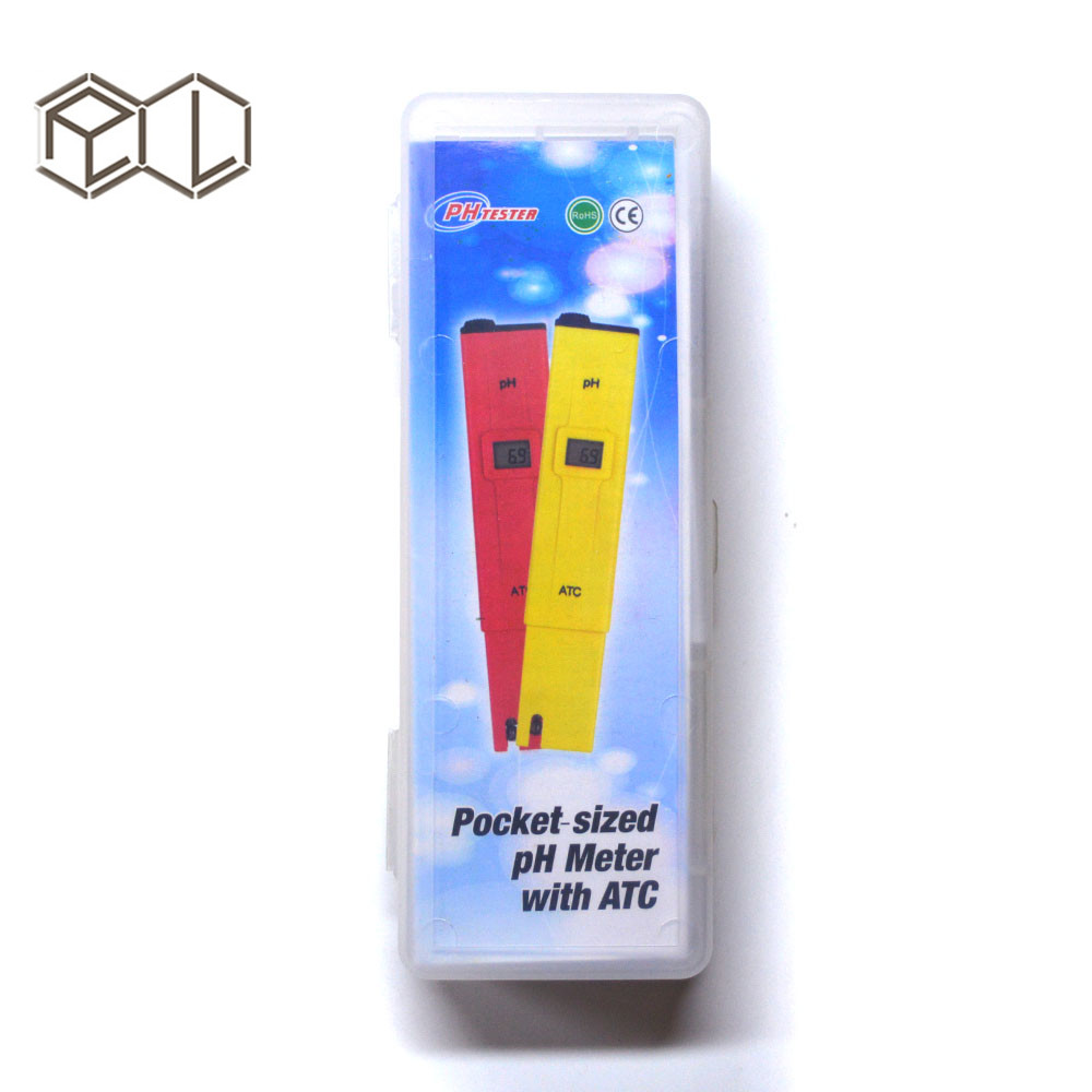 High Precision Digital PH Meter/Tester Used In Experimental Sites /Pen Type PH Meter pocket size digital homebrew