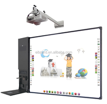 Digital Class Solution Interactive White Board with Short Through Put Projector