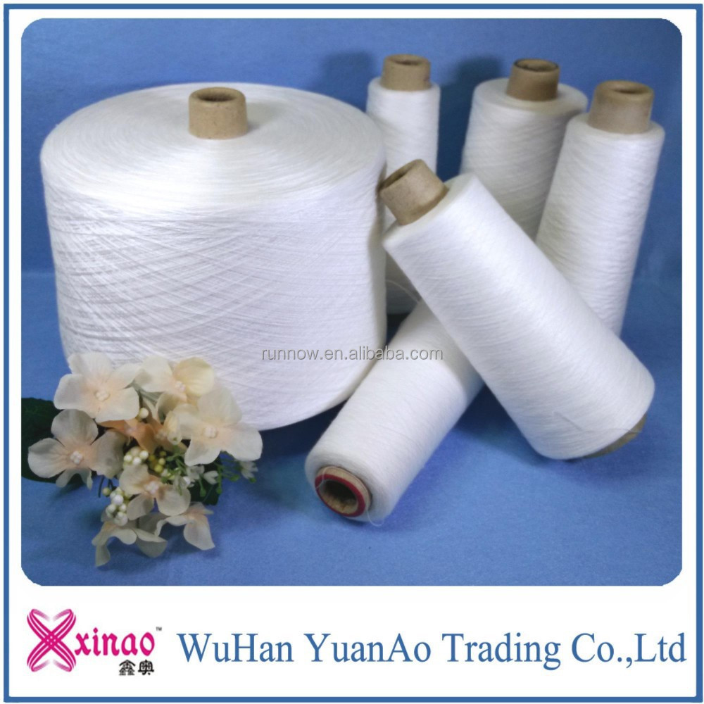 Clothing&garments for sewing ring spun polyester yarn