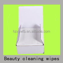 Beauty salon facial cover,nonwoven face cover, baby wipes