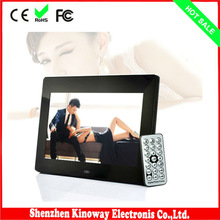 11 years manufacturer supply ALL SIZE of digital photo frame with motion sensor