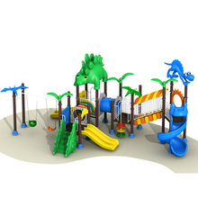Good Quality Kids Playset Slides Outdoor Play Areas for Toddlers Playground