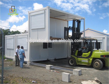 cheapest price Good quality succinct villa type container tiny house for sale