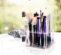 Dustproof Acrylic Makeup Brush Holder Storage Box