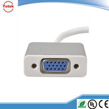 China manufacture RCA/BNC Cable to VGA/DVI to VGA Cable + USB With ISO9001