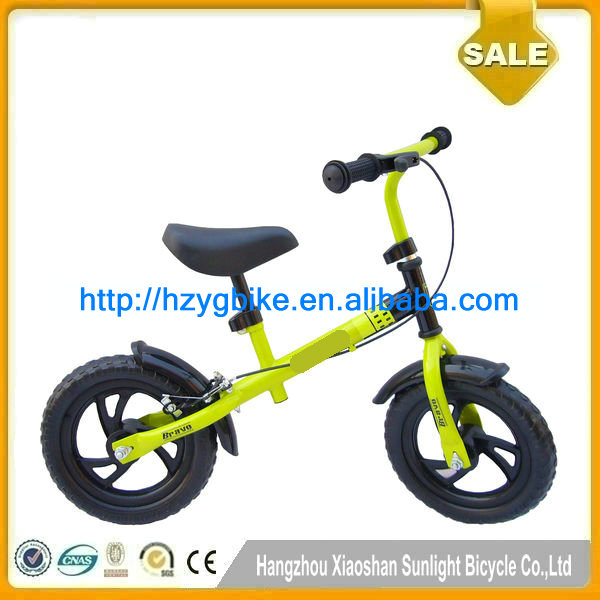 CE Approved Hot Sale Made In China New Design Cheap Child Bicycle without pedal