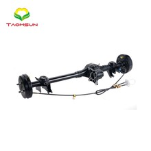 TCQ1002-2N Series High Quality Rear Axle for Low-speed Electric Car and Low-speed Minivan