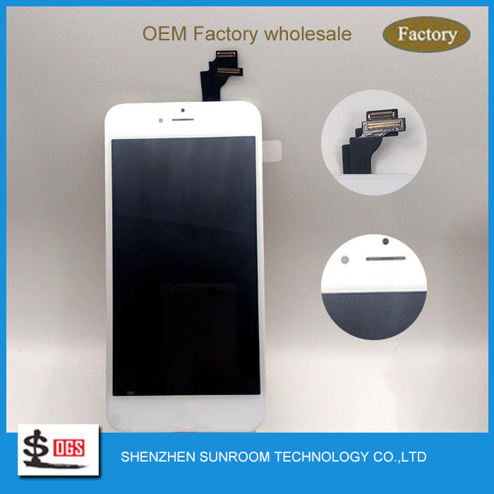 High quality 5.5 inch LCD Assembly for iphone 6plus