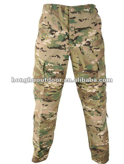 Military Camouflage Pants Army Camo Trousers