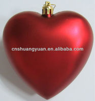 2013 Red Promotion Christmas Heart Shaped Gift