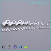 UNIZEN RNB Series Ring Type Non Insulated Tin Plated Copper Cable Types Terminal Lugs