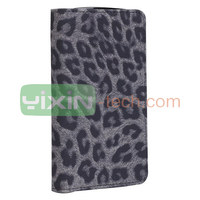 Leather Wallet Case for LG E960 Nexus 4 factory wholesale price