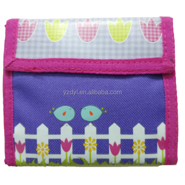 Fashion ladies wallet kids purse