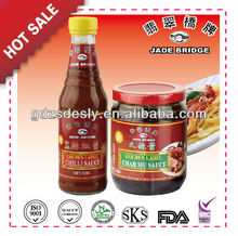 Best Sales 320g char siu sauces & Extra hot Chili sauce