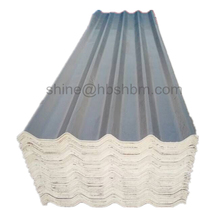 high strength glass fiber cement mesh fireproof and acid & alkali resistant mgo roofing sheet