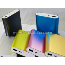 Hot selling 1600mah power bank portable power bank 18000 power bank friday with high quality