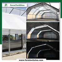 Factory Light Deprivation Greenhouse For Forever