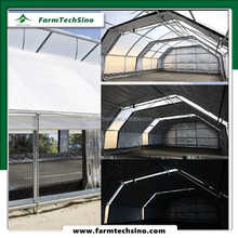 Factory light deprivation greenhouse for forever flowering in USA 2017