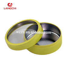The Professional And Leading Manufacturer Mint Tin Round Small Aluminum Box