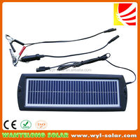 New 3W 12V Solar Power Panels Battery Charger For Car/Truck/Rv/Boat/Motorcycle