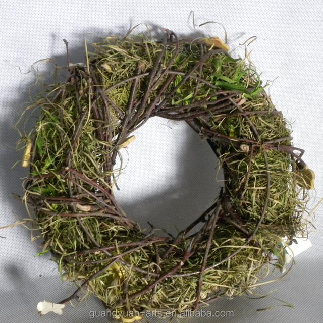 BSCI FSC handmade eggs rings Easter wreaths