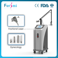 Acne disappear 40 watt co2 laser fraccional equipo scar removal device clinic use