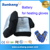 specially design high quanlity rechargeable polymer 2P-103450 3600mah 3.7v lipo battery for heated gloves