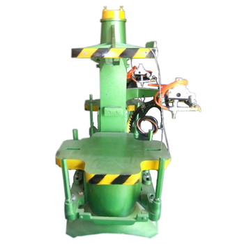 Gieterij moulding machine om massaproductie van kleine type casting mould verticale zand molding machine