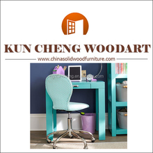 Bedroom furniture wooden study table and chair set/kids study table and desk
