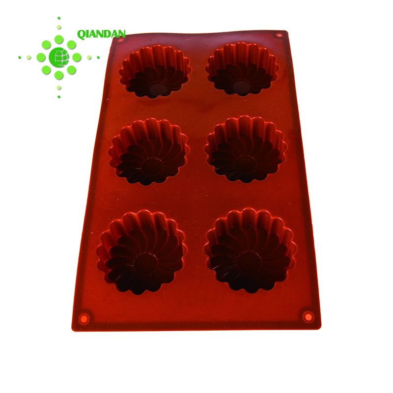 "Wholesale silicone bakeware mould 10"" silicon cake pop baking molds"