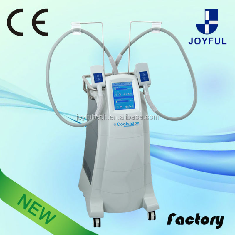Equipment for esthetic used obesity cryotherapy machine