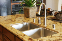 new design best Quality Granite Kitchen Countertops