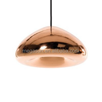Raplica Tom Dixon Void Copper Pendant light