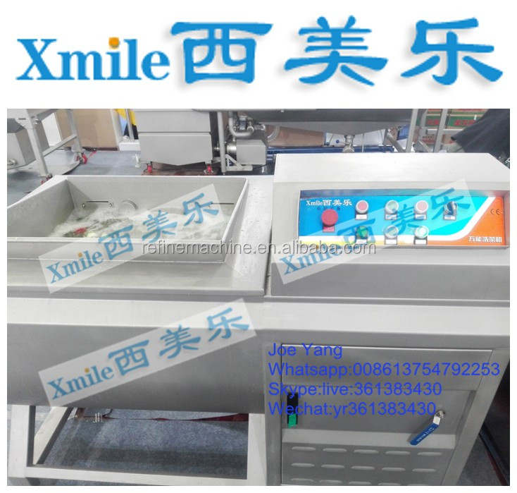 Best Sale vegetable and fruit washing machine vegetable washer