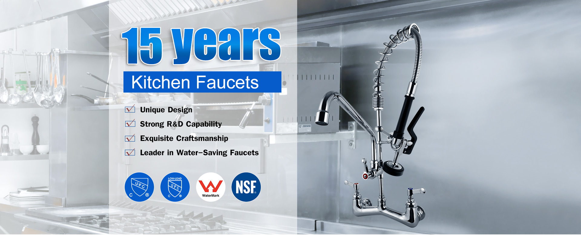 Shenzhen Ming Sheng Kitchen Equipment Co., Ltd. - Kitchen Faucet ...