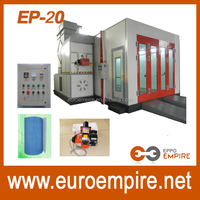 EP-10 Alibaba China CE approved high quality plastic repair system/paint booth/auto painting oven