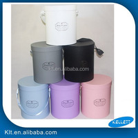 Round Hat Box Wholesale Custom Printed