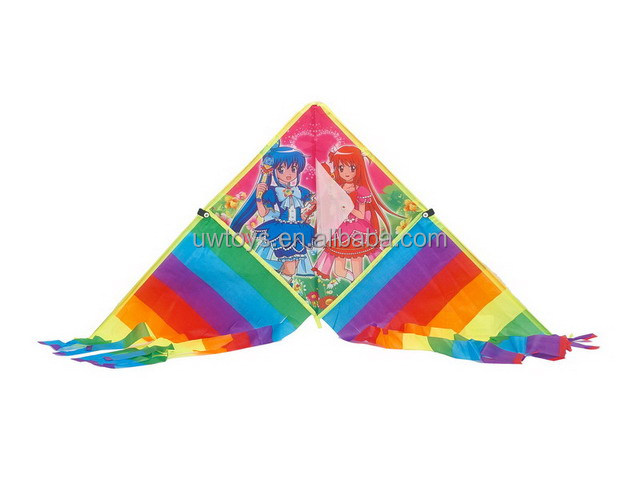3D children promotional flying kite