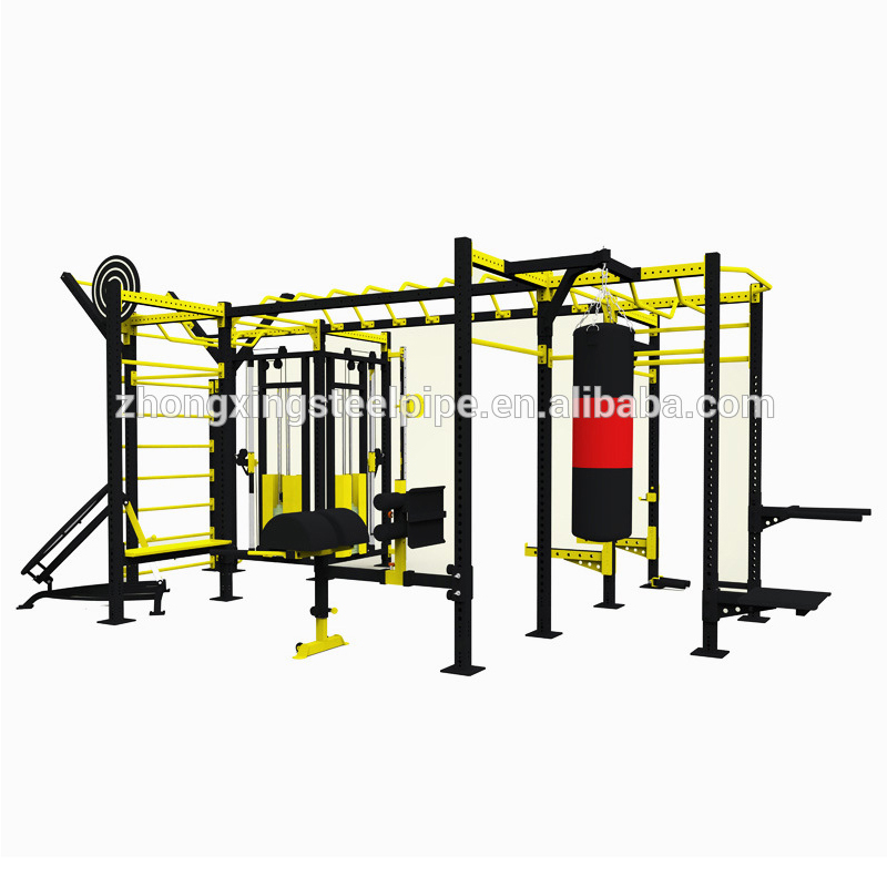 New 2018 multifunction Gym equipment rack synergy360 life <strong>fitness</strong>
