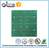 Top grade CEM-1 ENIG Specialize in led tv circuit board spare parts