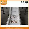 2015 Customized assembly line equipment belt conveyor system